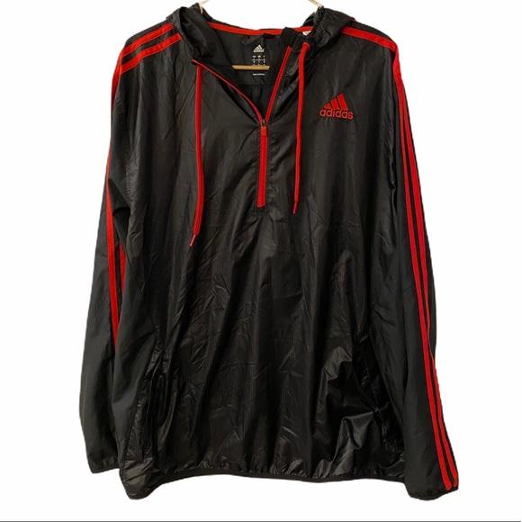 adidas Other - Adidas Ultimate Half-Zip Wind Jacket